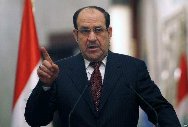 المالكي يقترح خيار حكومة الشراكة