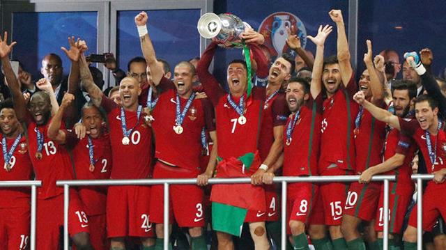إيدر يمنح البرتغال لقب بطولة أوروبا 2016