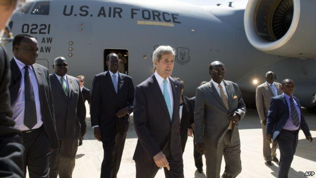 واشنطن تعتزم فرض عقوبات على طرفي الصراع بجنوب السودان 