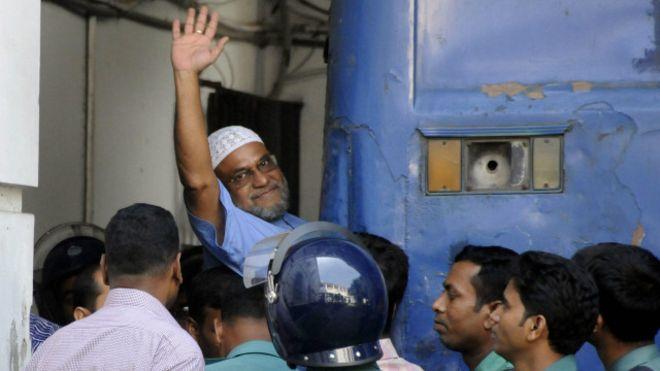 بنغلاديش تنفذ حكم الإعدام في مير قاسم علي أحد قادة الجماعة الإسلامية