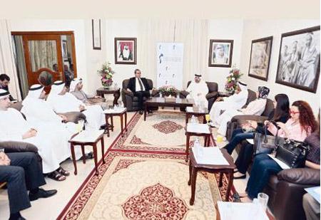 مؤسسة محمد بن راشد تعلن اكتمال موسوعة السرد العربي