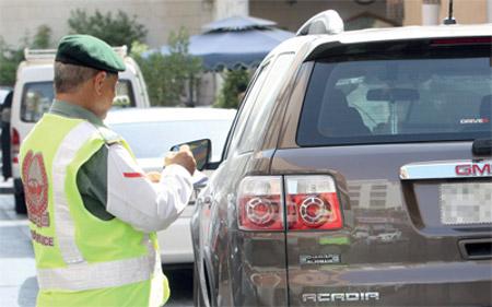 120 ألف مخالفة مرورية في الإمارات العام الماضي