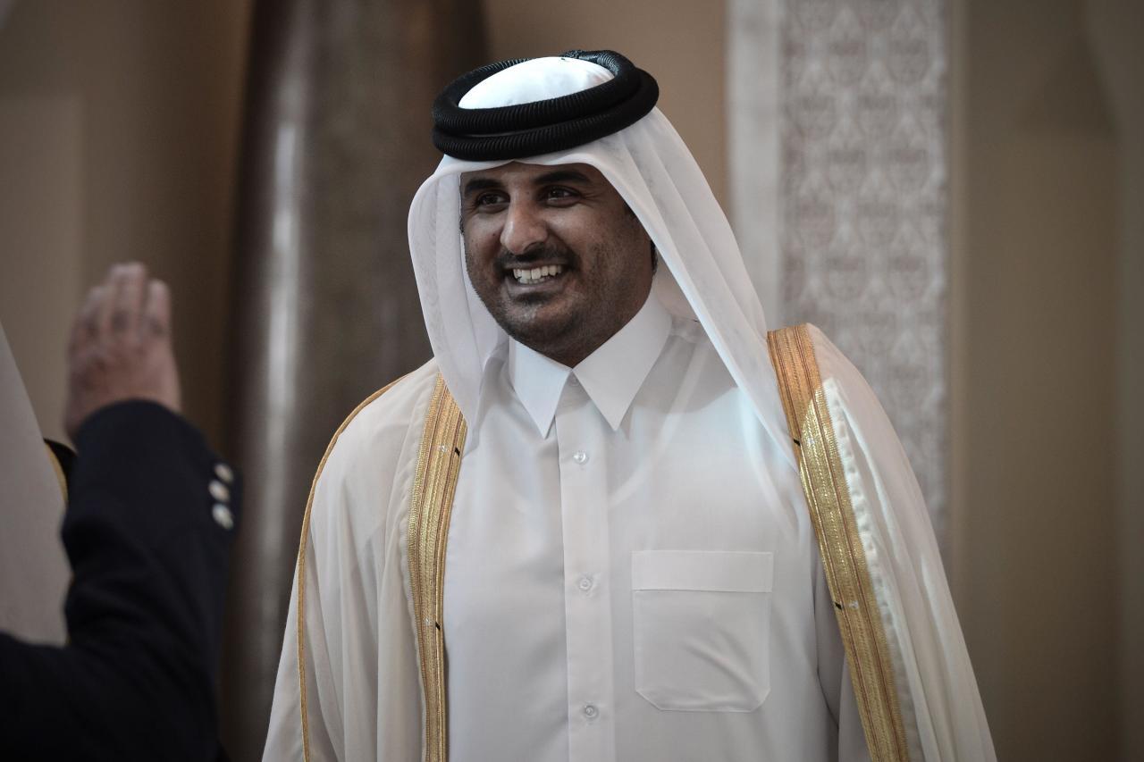 الدكتوراه الفخرية لأمير قطر لدوره في إرساء السلام بالسودان