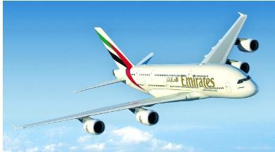 طيران الإمارات أكثر الناقلات أماناً عربياً وعالمياً