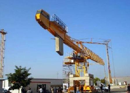 تدشين حفارة برية مصنعة في الإمارات