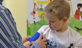 باحثون يحذرون من خطورة ارتفاع ضغط الدعم عند الأطفال