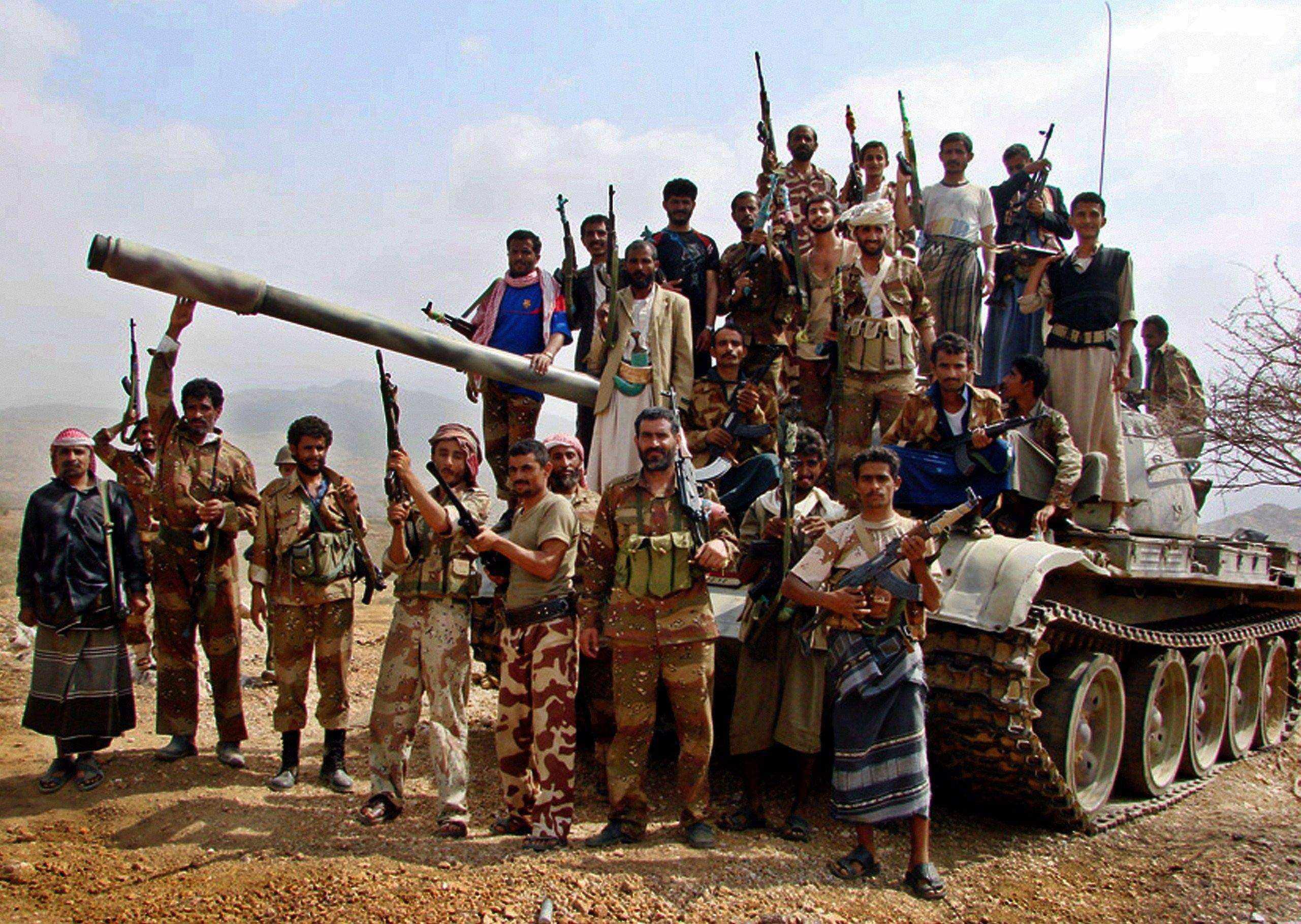 وكالة إيطالية: معسكرات إيرانية لتدريب الحوثيين جنوب سوريا