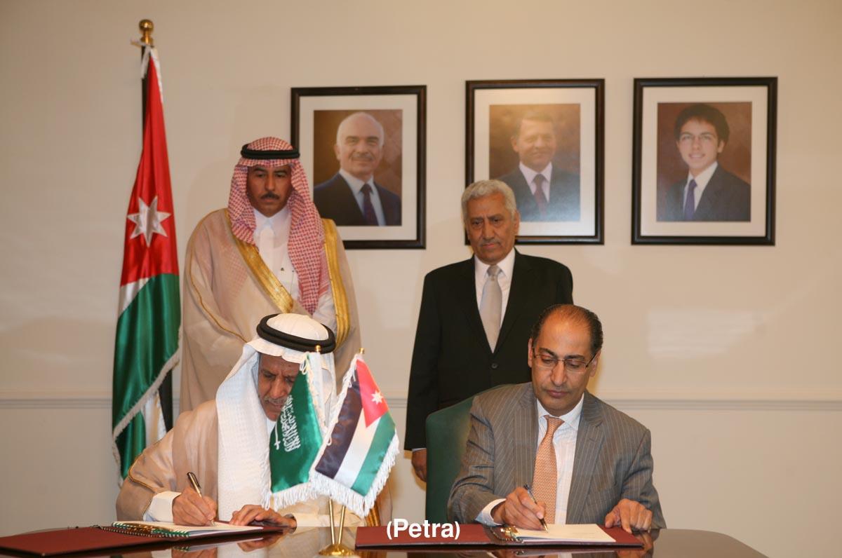 منحة سعودية للأردن بقيمة 232  مليون دولار