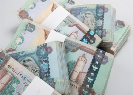 وصول القاعدة النقدية في الإمارات إلى 283,7 مليار درهم