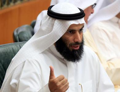 استقالة وزير العدل والأوقاف الكويتي من منصبه