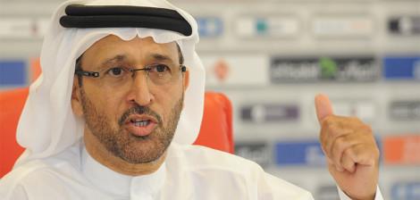 """اتحاد الإمارات لكرة القدم يعلن دعمه لبلاتر في انتخابات """"الفيفا"""""""