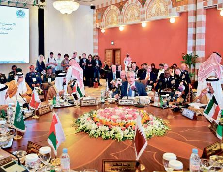 هاغل: التزام واشنطن بأمن الخليج لا يتزعزع