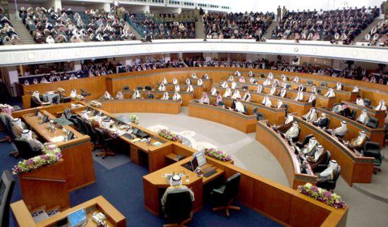 مجلس الأمة الكويتي يقبل استقالات خمسة نواب