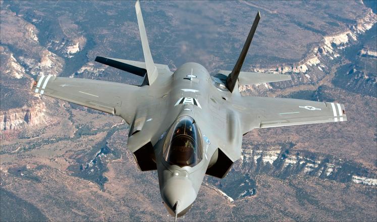 واشنطن تزود إسرائيل بسرب ثاني من طائرات إف-35