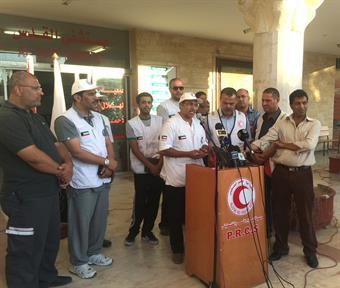 الكويت تواصل تقديم مساعداتها لقطاع غزة
