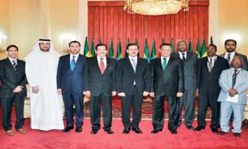 الإمارات وإثيوبيا يؤكدان توسيع فرص الاستثمار
