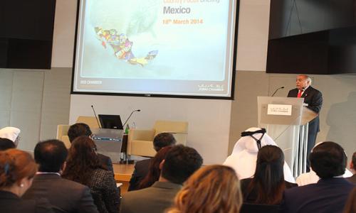 غرفة دبي تنظم لقاءً للتعريف بالفرص الاستثمارية في المكسيك