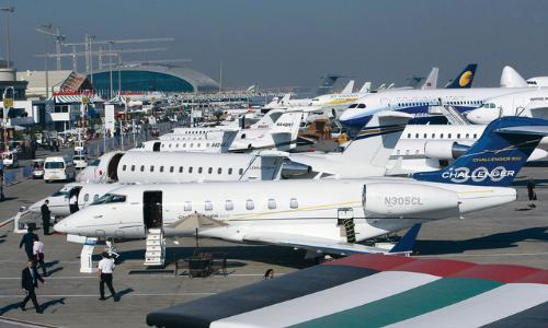 دبي تستضيف معرض المطارات الدولي في مايو المقبل