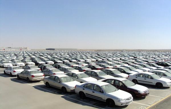 7 أنواع من السيارات المستعملة ممنوع دخولها الإمارات من مايو المقبل