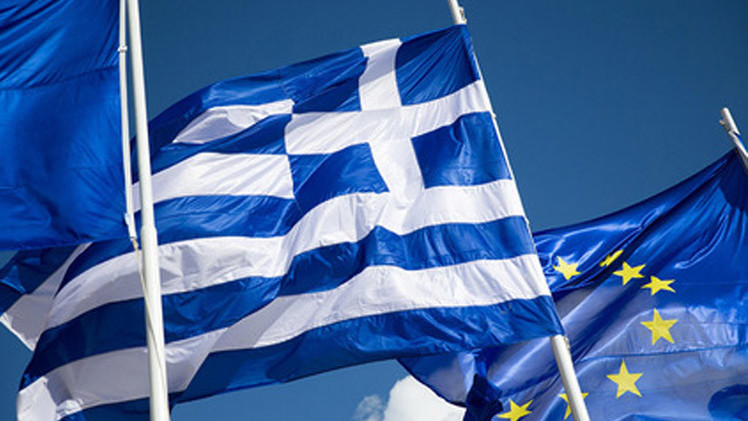 """أنباء عن التوصل الى """"حل وسط"""" للأزمة اليونانية"""