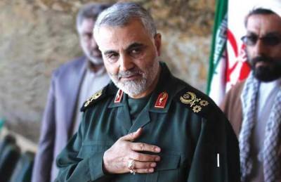 """الجنرال سليماني يتوقع """"نهاية قريبة"""" لتنظيم الدولة الاسلامية"""