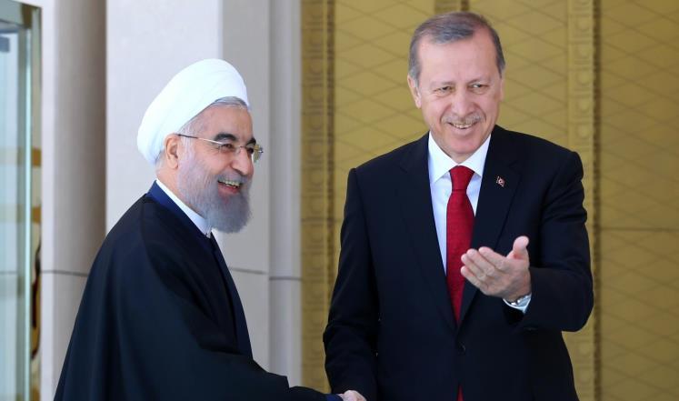 معهد إسرائيلي: تقارب تركيا وإيران يقلق تل أبيب