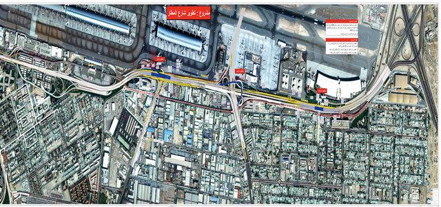 7.6 مليارات درهم ميزانية «طرق دبي» في 2016