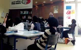 اطلاق فصل دراسي في دبي لتعزيز الهوية الوطنية
