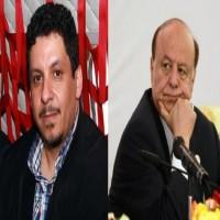 الحوثيون يشترطون على هادي إقالة مدير مكتبه مقابل الإفراج عنه