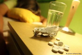 مشروع طبي ألماني للحد من إدمان أقراص النوم والمسكنات