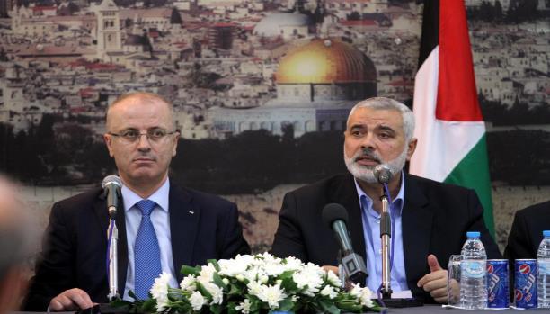 رئيس حكومة التوافق الفلسطينية يزور غزة للمرة الثانية
