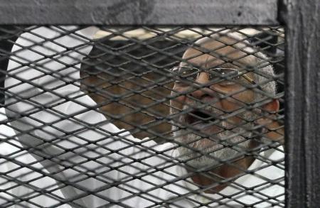 """حُكم مصري بسجن مرشد """"الإخوان"""" 3 سنوات"""