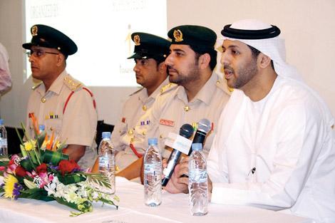 شرطة دبي تنظم محاضرات لـ 20 ألف شخص للحد من حوادث الطرق