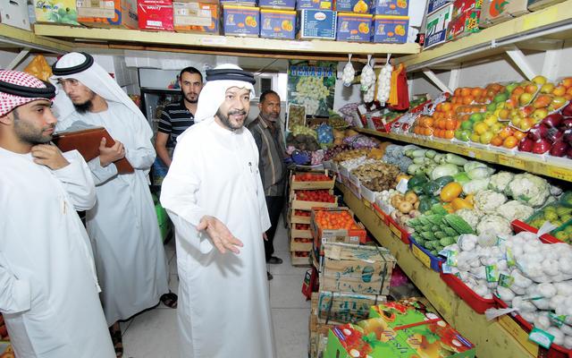 تثبيت أسعار 850 سلعة غذائية في 50 مركز بيع برأس الخيمة