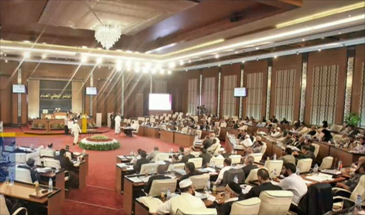 """المؤتمر العام الليبي يكلف قوة لردع """"الانقلابيين"""""""