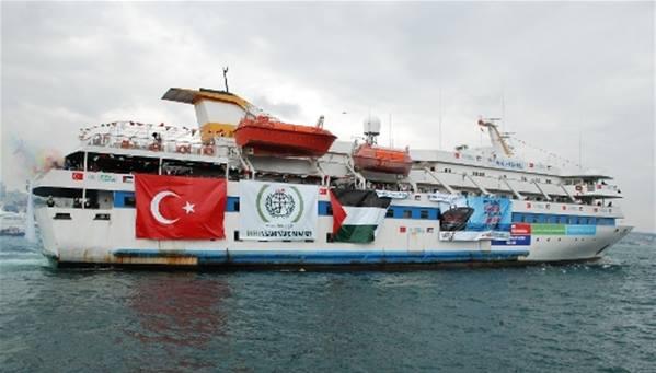 محكمة تركية تأمر باعتقال 4 جنرالات إسرائيليين في قضية مرمرة
