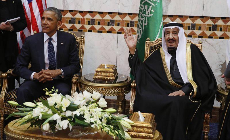 """ديبكا الاستخباري: سلمان يصفع أوباما في تغيبه عن """"كامب ديفيد"""""""