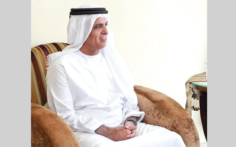 حاكم رأس الخيمة: يحق لنا أن نفخر بمكانة الإمارات الإقليمية والدولية