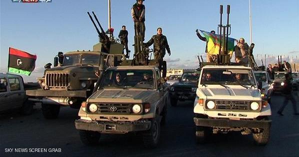 ثوار ليبيا تطالب الحكومة باستدعاء سفراء دول تتدخل في الشأن الداخلي