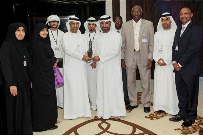 حمدان بن مبارك يشيد بحصول قسم الجغرافيا بكلية العلوم على جائزة التميز