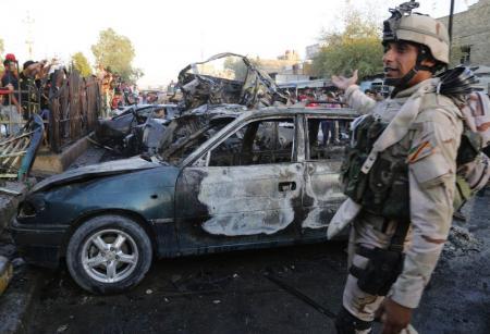 مقتل800 شخص في العراق خلال شهر