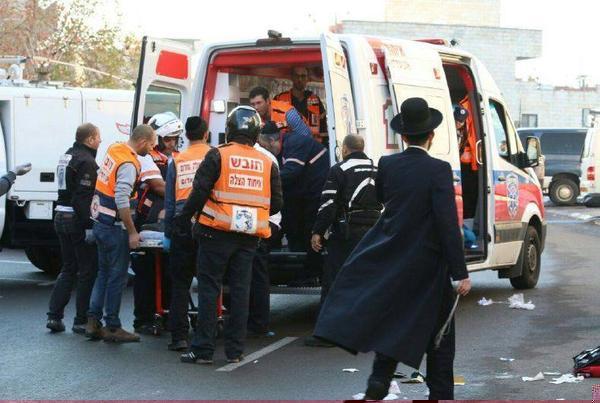 مقتل 5 إسرائيليين في القدس