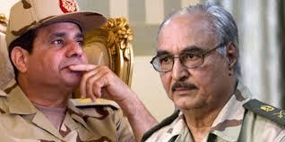 """واشنطن بوست: هدف السيسي من التدخل في ليبيا مناصرة """"حفتر"""""""