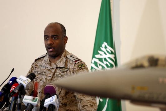 عسيري: نعرف من خططوا ومولوا قصف نجران وسنعاقبهم