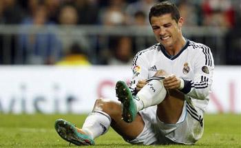 إصابة رونالدو تربك البرتغال بكأس العالم