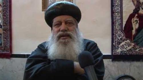 """""""الأنبا إبراهام"""" يزور الإمارات ويفتتح كنيسة في رأس الخيمة"""