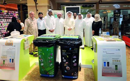 غرفة دبي تطلق حملة  كن مسؤولا  لإدارة النفايات