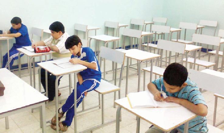 20 % نسبة الغياب في مدارس أبوظبي