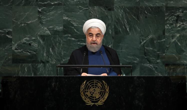ردا على ترامب.. روحاني: المساس بالاتفاق النووي يعني انهياره
