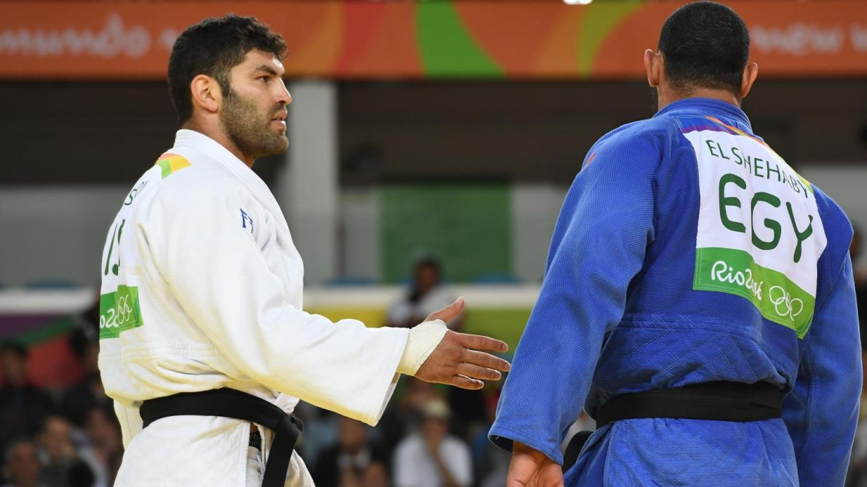 للمشاركة في بطولة.. 12 لاعب جودو إسرائيليا يتوجهون إلى أبوظبي